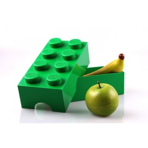 Lunch box 8 Dark Green