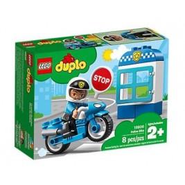 Moto de Policía
