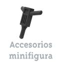 Accesorios minifigura