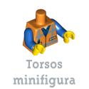 Torso minifigura