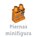 Piernas minifigura