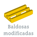 Baldosas modificadas